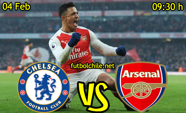 Ver stream hd youtube facebook movil android ios iphone table ipad windows mac linux resultado en vivo, online: Chelsea vs Arsenal