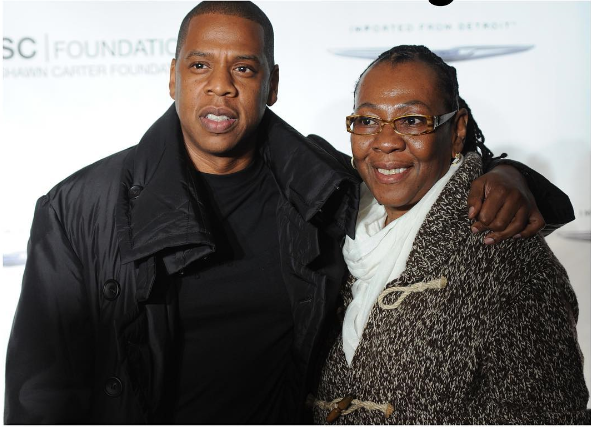 Jay Z's mom opens up on why She Came Out As A G*y Woman On Her Son's Song