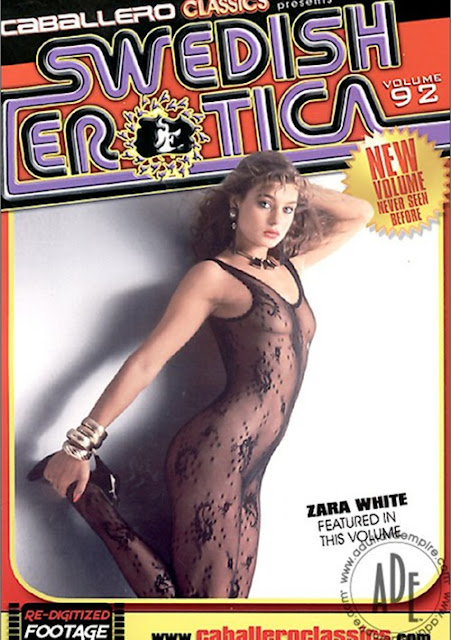 Zara White - SWEDISH EROTICA VOL 92