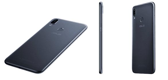 Zenfone Max M2 didesain dengan casing metal dan bodi tipis