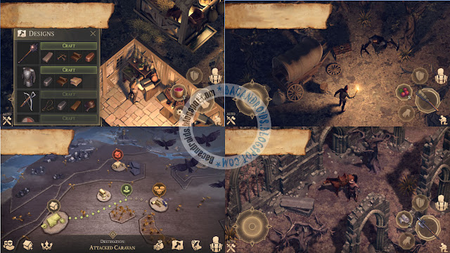 grim soul dark fantasy survival apk