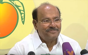 Defeat Of PMK- Ramadoss Puts The Blame On Media & Advise Journalist