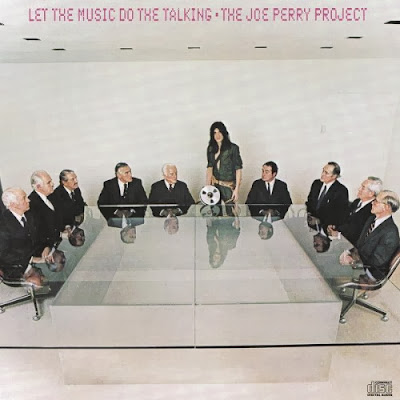 The Joe Perry Project Let The Music Do The Talking 1980