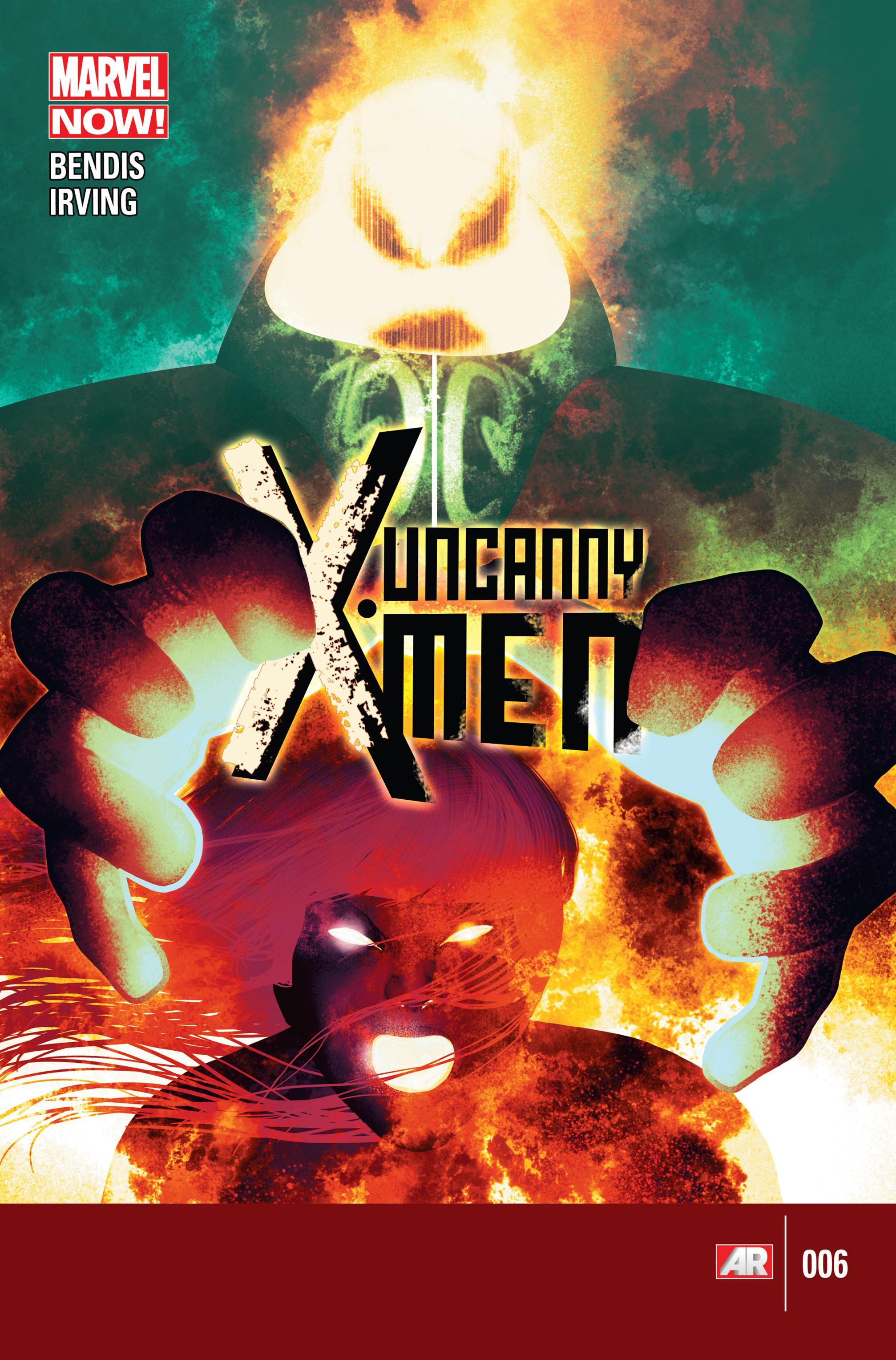 Read online Uncanny X-Men (2013) comic -  Issue #6 - 1