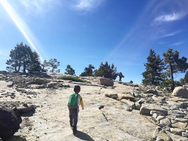 Backpacking to Shealor Lake