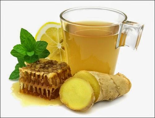 الزنجبيل والعسل لسرعة القدف