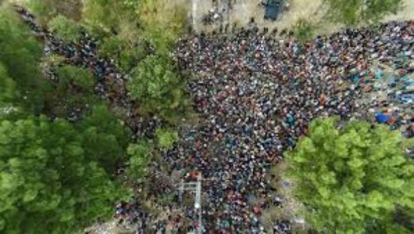 Θα έρθουν εκατοντάδες εκατομμύρια Ασιατοαφρικανοί μέχρι να γίνει η Ευρώπη μαύρη και Μουσουλμανική!video