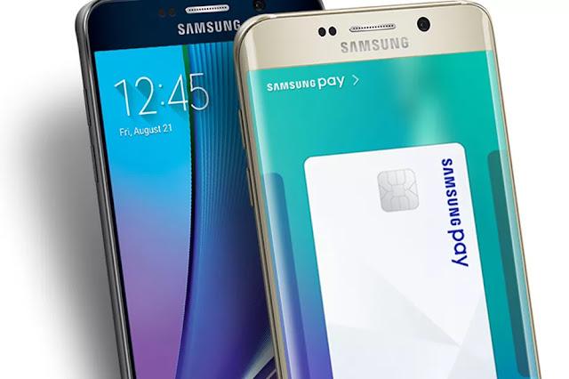 قريبا ستتمكن من استخدام بايبال لتمويل مشترياتك على خدمة Samsung Pay من شركة سامسونج
