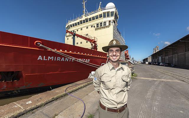 Nuevamente un Guardaparque Nacional pasará un año en la Antártida