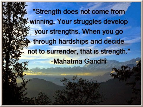 Endurance key to success