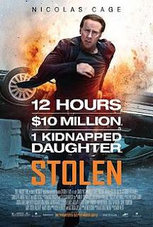 Sinopsis Film Stolen (2012)