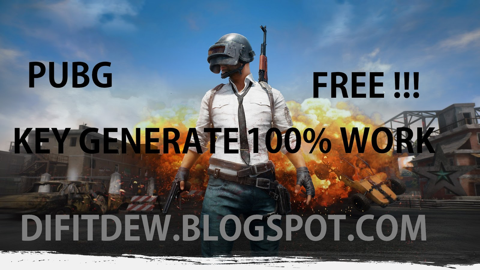 Playerunknown Battlegrounds Key Generator Free Steam WORK