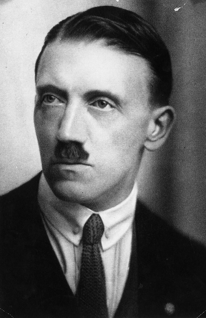 30 Pictures Of World Leaders In Their Youth That Will Leave You Speechless - Young Adolf Hitler