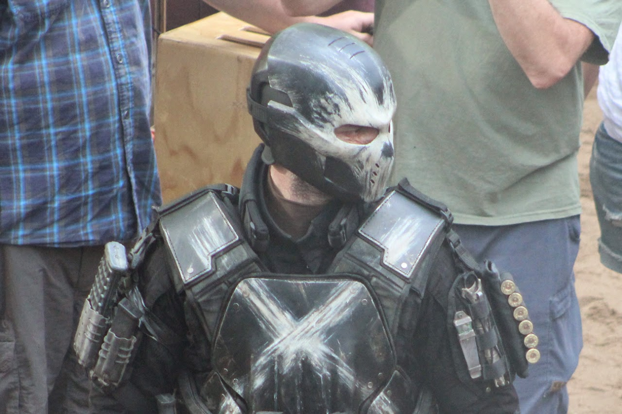 Captain America: Civil War Set Photos & Videos 55