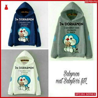 SPC282S42 Sweater Babymon Babyterry Outerwear Wanita | BMGShop