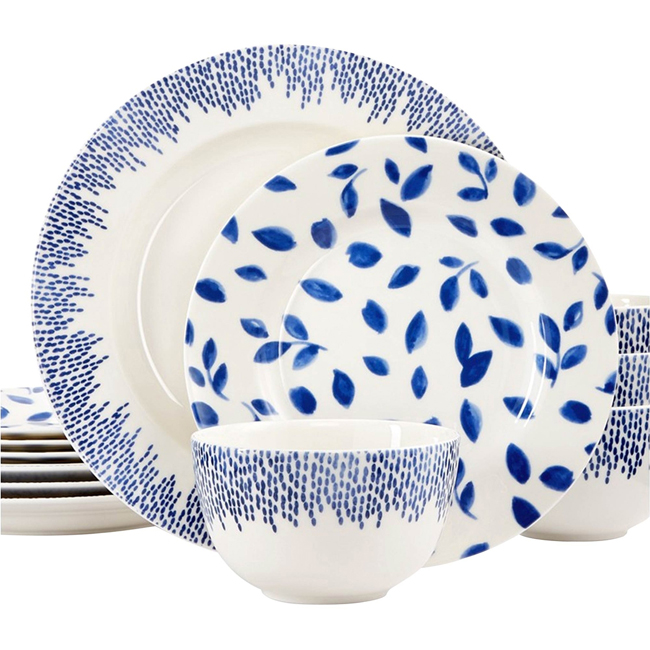 The Stockholm line is part of the Martha Stewart Collection at Macyu0027s and is a modern take on a classic colour pairing blue and white.  sc 1 st  Martha Moments - Blogger & MARTHA MOMENTS: Marthau0027s Stockholm Collection at Macyu0027s