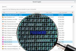 Tutorial Cara Mengintip akun dan password yang tersimpan di Mozilla Firefox