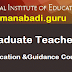 Regional Institute of Education (RIE), Mysore 2017 PGT Physical Education and Guidance Counsellor Posts
