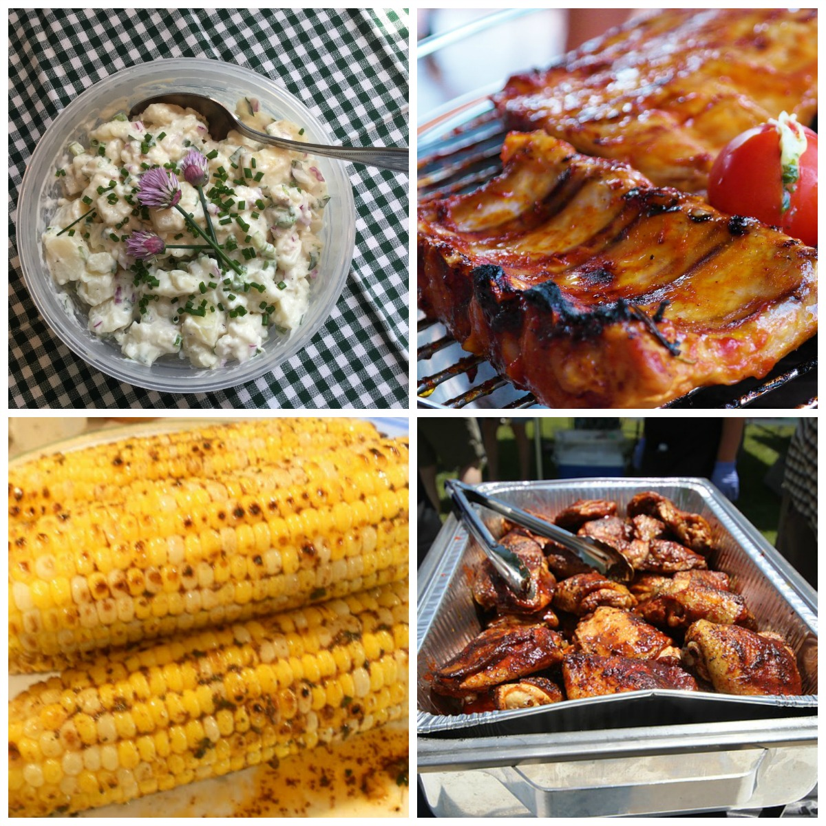 How To Plan A Summer Barbecue