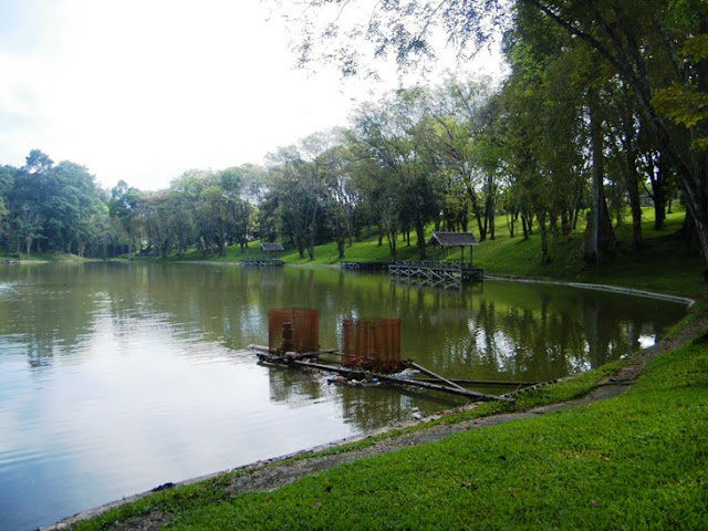Danau Permai Pupuk Kaltim.
