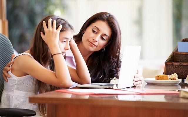 Bantu Anak Menangani Stresnya dengan Cara Ini