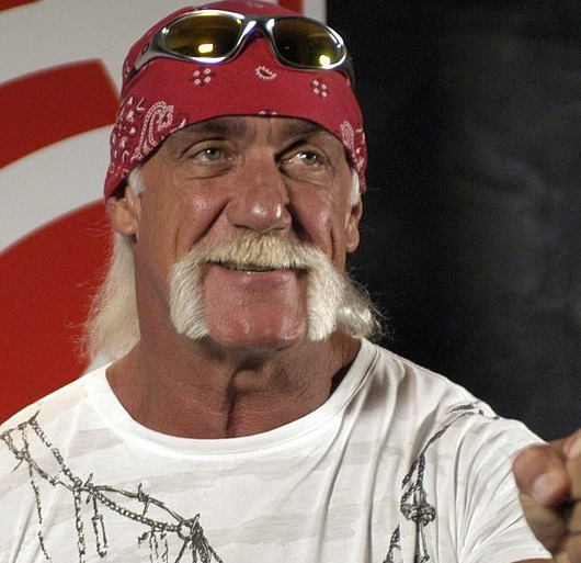August 11 – Hulk Hogan