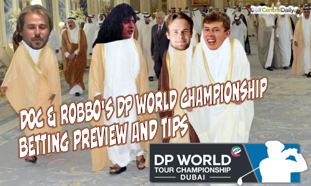 2017 DP World Tour Championship Tips