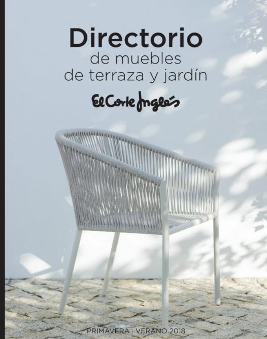 Catalogo muebles de terrazas el corte ingles 2018 - Muebles martin catalogo ...