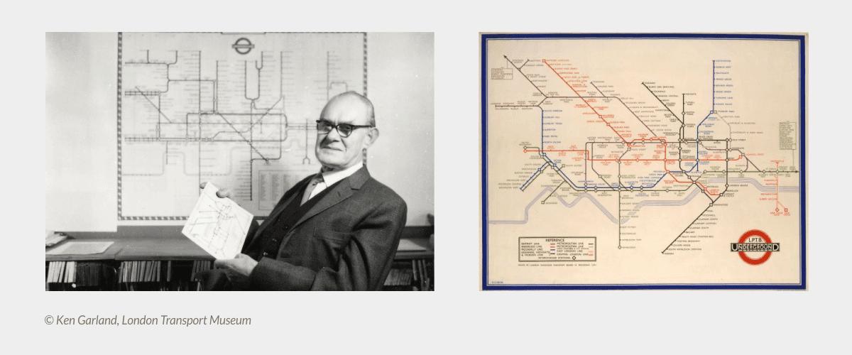 Peristiwa Penting Dalam Desain Grafis - Harry Beck