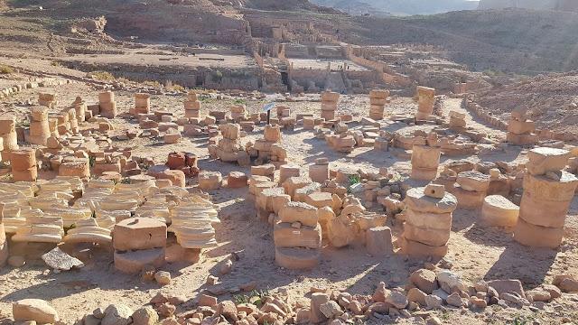 Scholars investigate whole quarter of ancient Petra