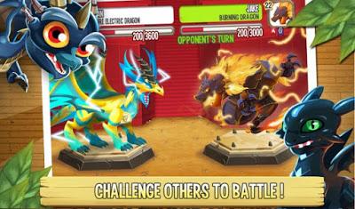 Dragon City Mod Apk v4.10  (Unlimited Coin )Terbaru