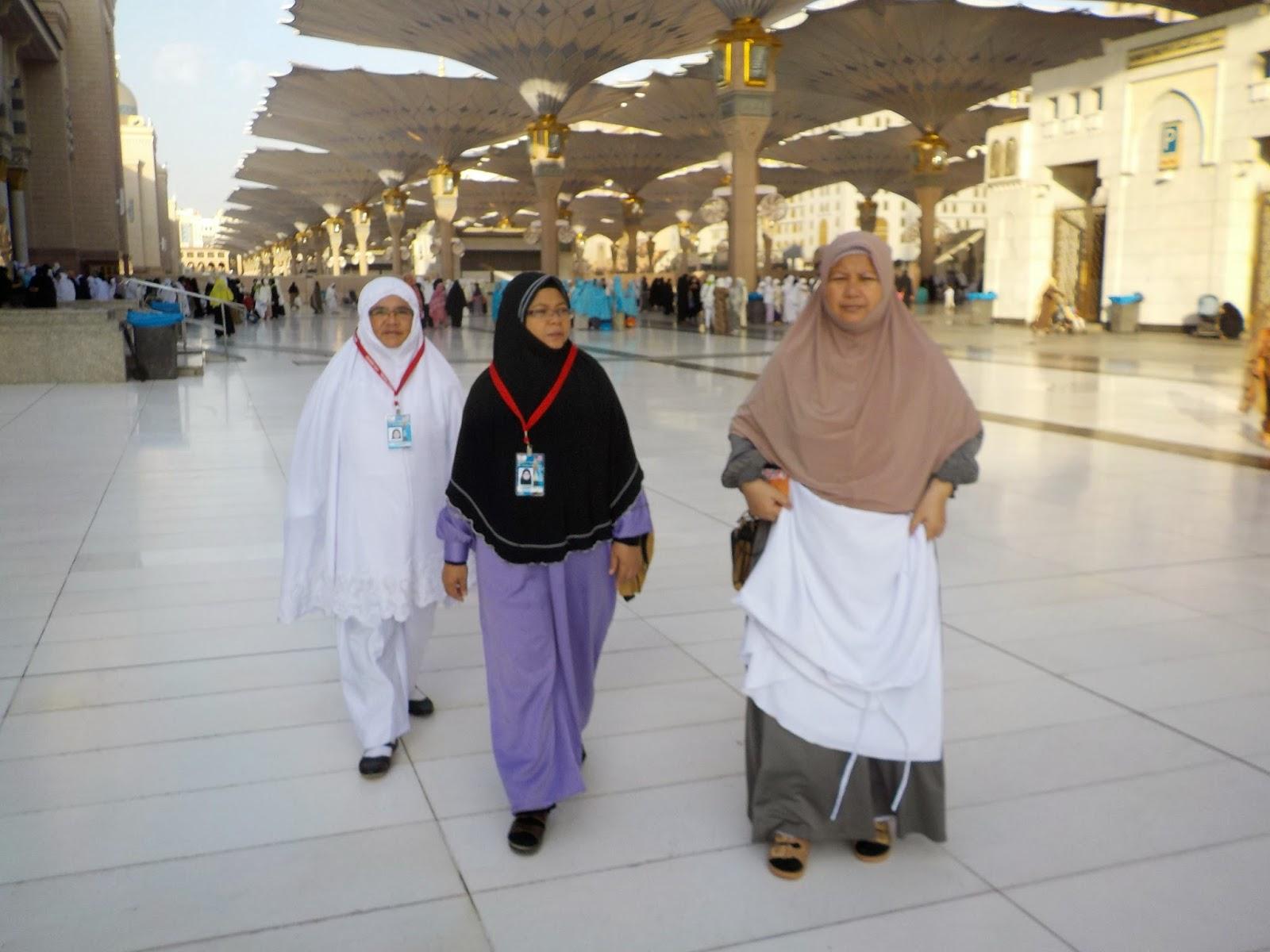masjid nabawi, wadi kudai,anjum hotel