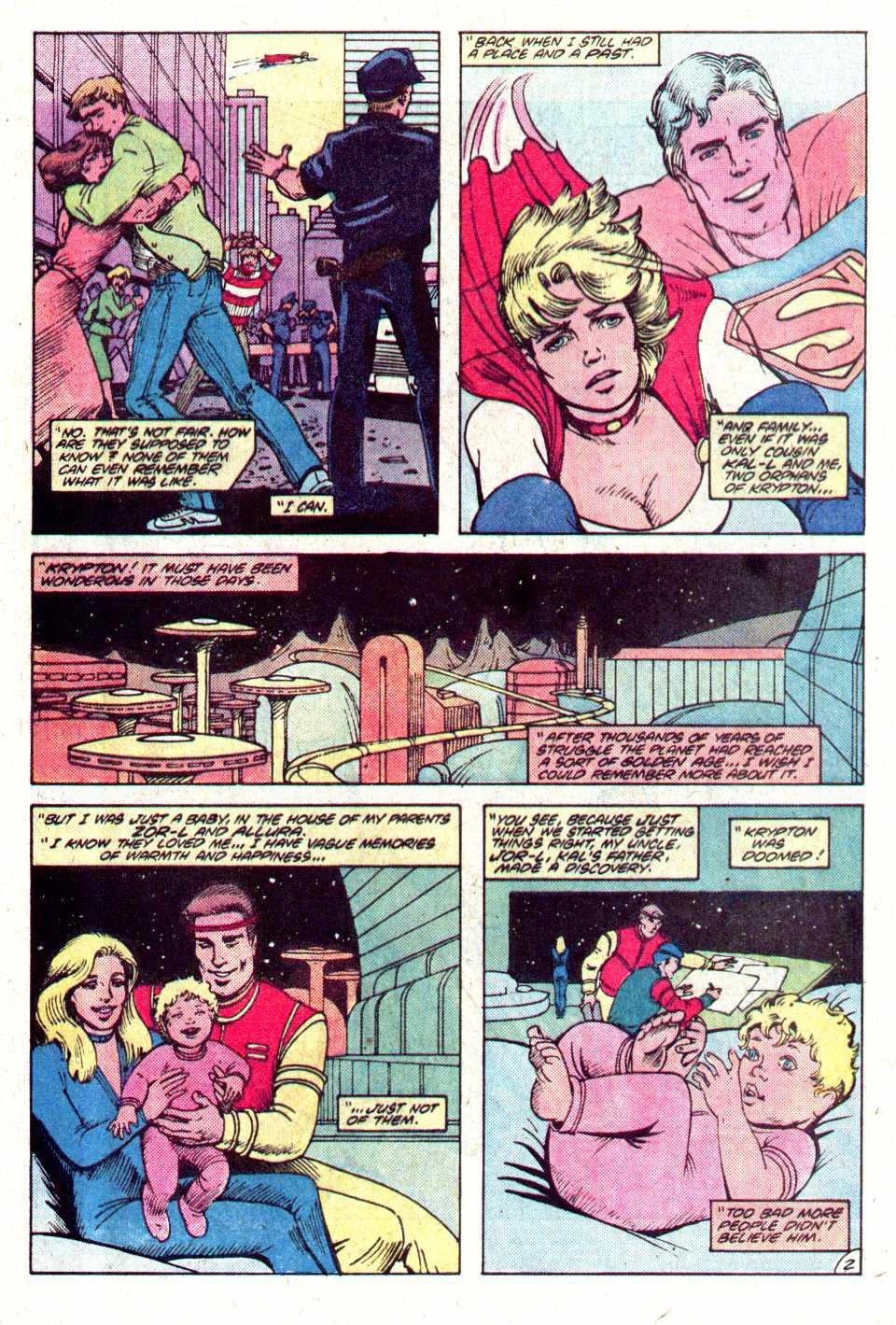 Read online Secret Origins (1986) comic -  Issue #11 - 3