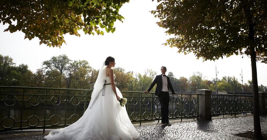 8 Tempat Romantis Untuk Wedding Outdoor Yang Bikin: 45 Foto Pre-Wedding Outdoor Romantis Dan Unik