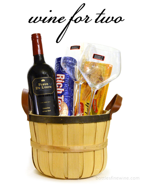 Wine Glasses Red Wine Gift Baskets Providence RI