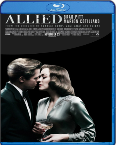Allied [2016] [BD50] [Latino]
