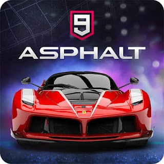 Asphalt 9 Legends – Arcade Racing Game v0.5.3a Full Unlocked + Mod Apk + [Zip File] Android 2018