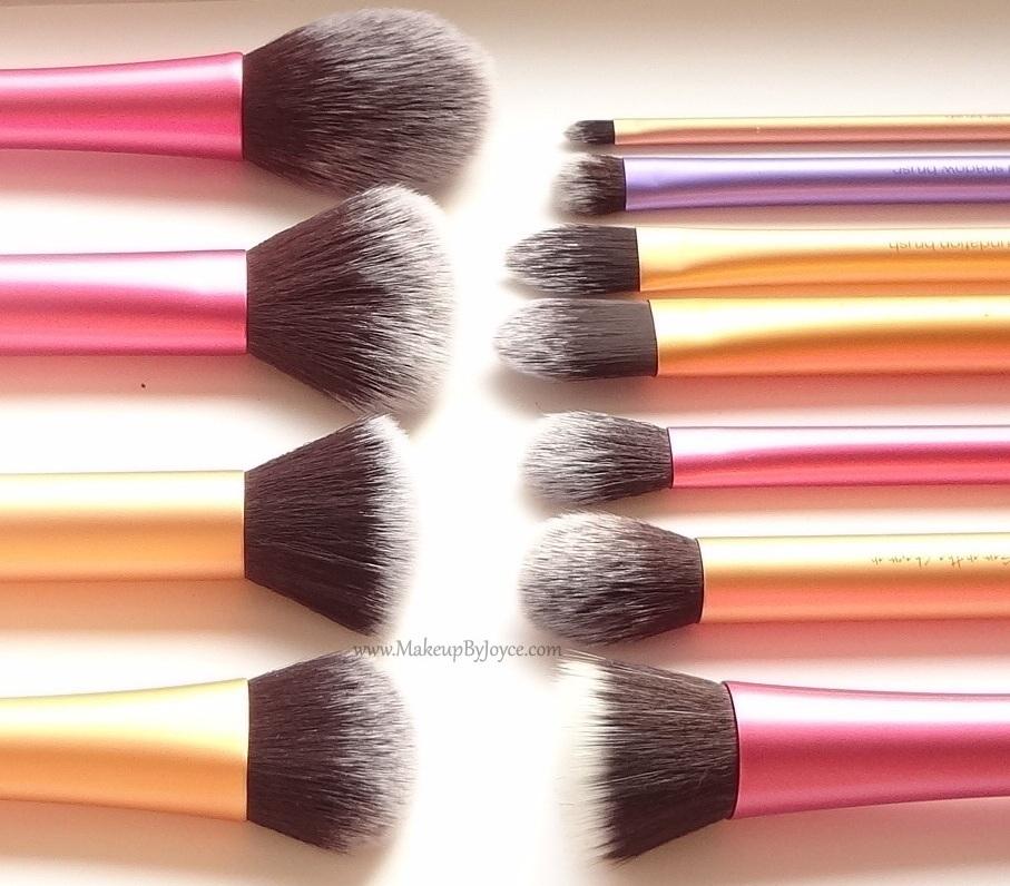 d1a3d7d3670 ❤ MakeupByJoyce ❤   !  Review + Comparison  Real Techniques Brush ...