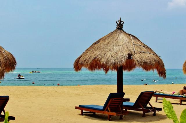 daftar 10 pantai terbaik di indonesia - Pantai Nusa Dua, Bali