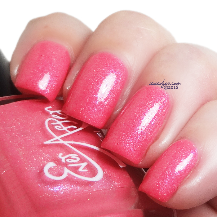 xoxoJen's swatch of Ever After Let's Be Frank