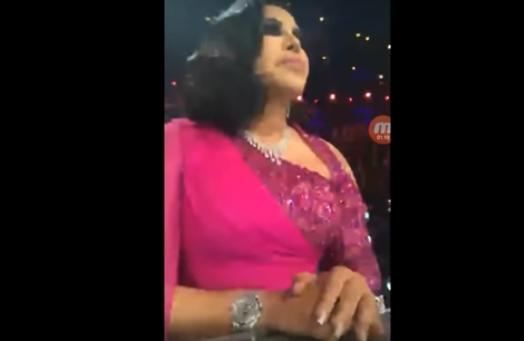 عدسة خاصة ترصدرد فعل غريب لأحلام عند فوز يعقوب شاهين بـ Arab Idol شاهدوا ماذا فعلت