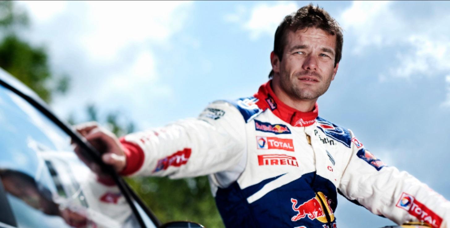 9 times WRC Drivers champion Sébastien Loeb