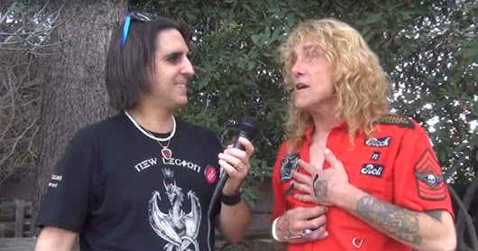 EXCLUSIVE Interview with Steven Adler