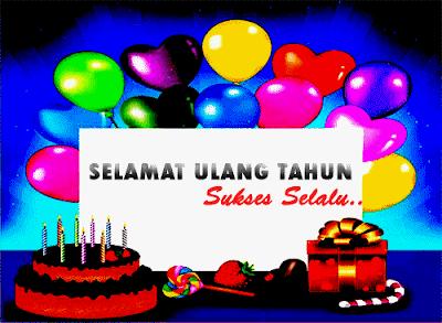 ucapan selamat ulang tahun terbaru 2016