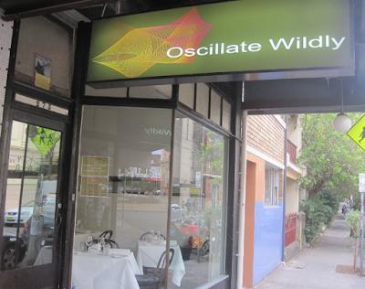 Oscillate Wildly, Sydney