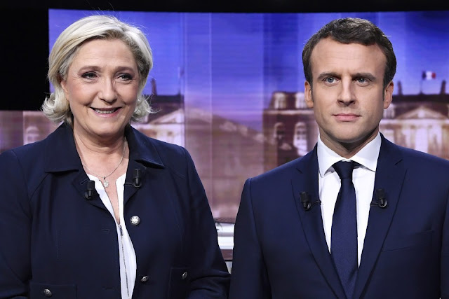 The illusion of the French Election 2017