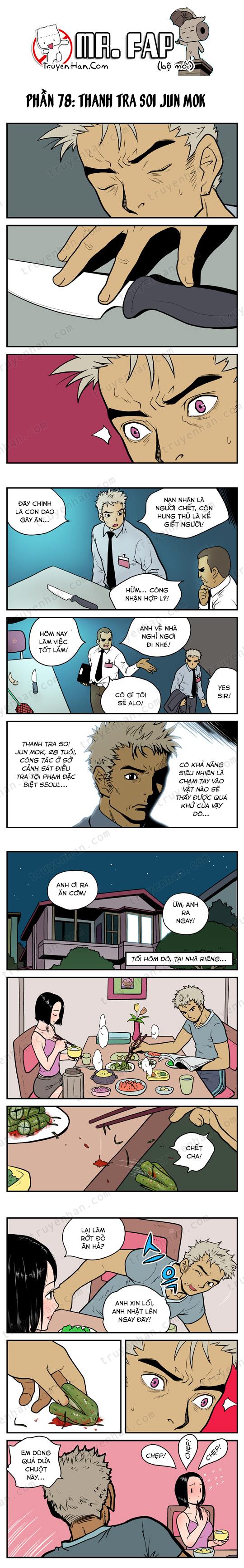 Mr. FAP (bộ mới) phần 78: Thanh tra Soi Jun Mok