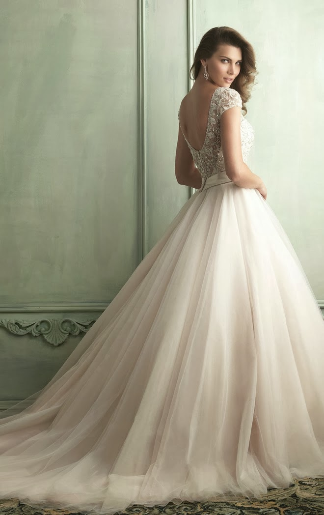 Wedding Dresses for Fall 2014