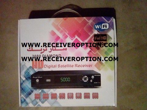 STAR TRACK 2080 DIAMOND HD RECEIVER BISS KEY OPTION