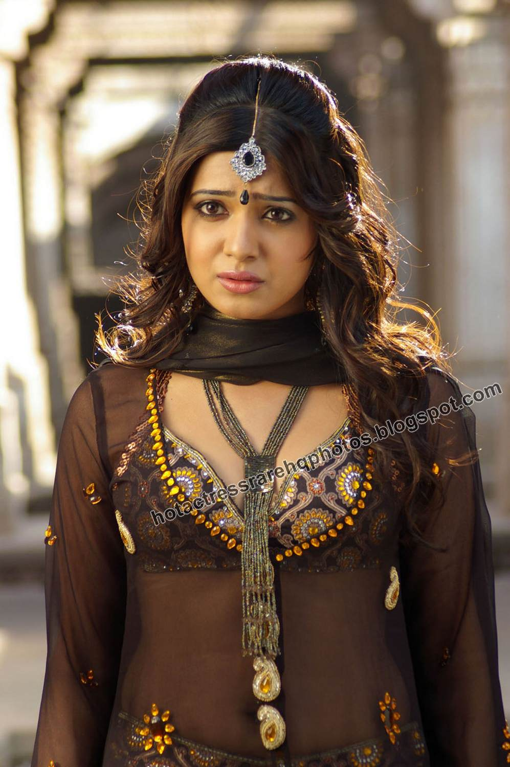 Join actress samantha ruth prabhu something